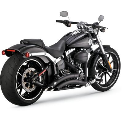 Big Radius Exhaust Systems - Vance & Hines - Exhaust - Softail 86-17 (4598719381581)