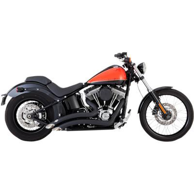 Big Radius Exhaust Systems - Vance & Hines - Exhaust - Softail 86-17 (4598719774797)