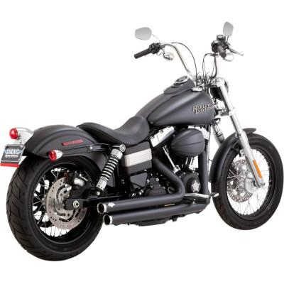 Big Shots Staggered And Long Exhaust Systems - Vance & Hines - Exhaust - Dyna (4598709059661)