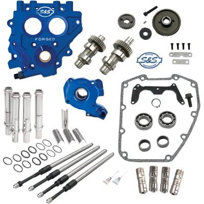 Gear Drive And Chain Drive Camchest Kit - S&S Cycle - Engine - Cams & Camplate (4598676717645)