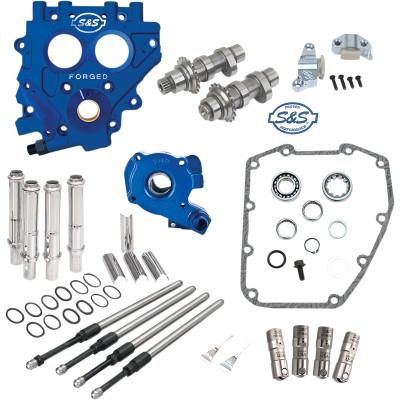 Gear Drive And Chain Drive Camchest Kit - S&S Cycle - Engine - Cams & Camplate (4598677700685)