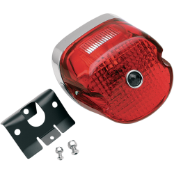 Laydown Taillight Assembly - Drag Specialties - Taillight (4598656270413)