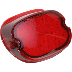 Led Low-Profile Taillight - Drag Specialties - Taillight (4598656893005)