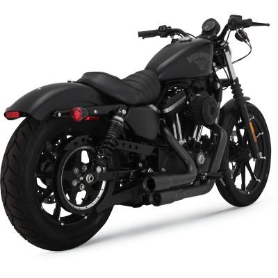 Mini Grenades 2-Into-2 Exhaust Systems - Vance & Hines - Exhaust - Sportster (4598723903565)