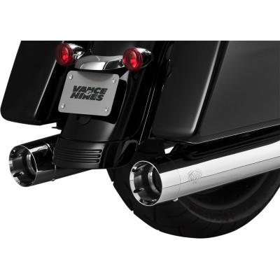 Oversized 450 Slip-On Mufflers - Vance & Hines - Exhaust - Touring (4598730063949)