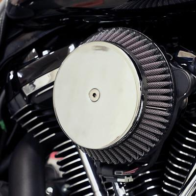 Plain Cover Big Air Cleaner - La Choppers - Air Cleaners (4598742024269)