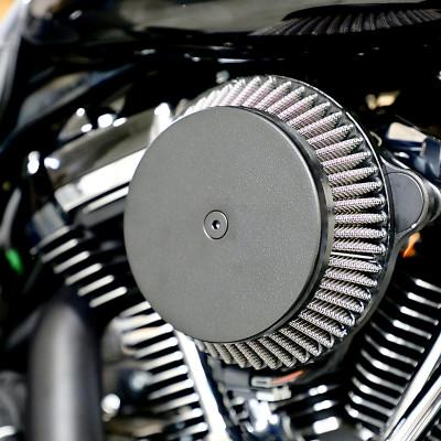 Plain Cover Big Air Cleaner - La Choppers - Air Cleaners (4598742220877)