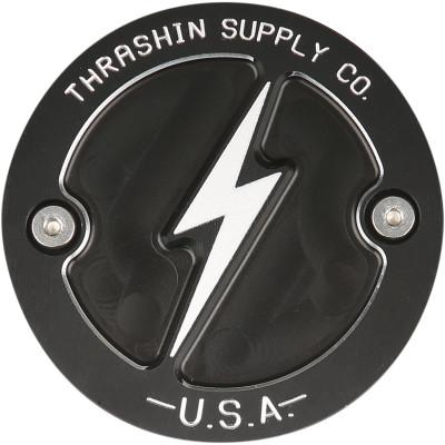 Cover Point M8 Blk - Thrashin Supply Co. - Engine - Engine Covers (4598689431629)