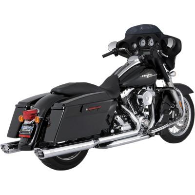 Dresser Duals Header Systems - Vance & Hines - Exhaust - Touring (4598728818765)