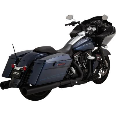 Power Duals Header Systems - Vance & Hines - Exhaust - Touring (4598730522701)