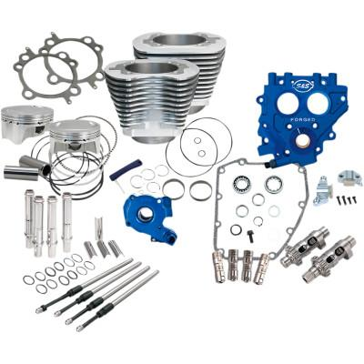 "100"" Power Package - S&S Cycle - Engine - Engine Kits (4598693003341)"
