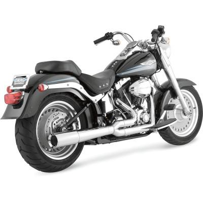 Pro Pipe 2-Into-1 Exhaust Systems - Vance & Hines - Exhaust - Softail 86-17 (4598720921677)