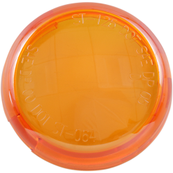Replacement Turn Signal Amber Lens - Drag Specialties - Turn Signals (4598672556109)