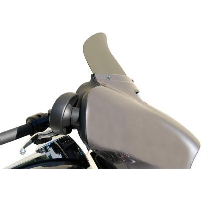 "Windshield 7"" Dark Smoke - Wind Vest - Bodywork - Windshield & Fairing (4598634479693)"