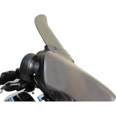 "Windshield 10"" Dark Smoke - Wind Vest - Bodywork - Windshield & Fairing (4598632742989)"