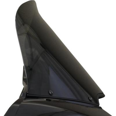"Windshield 14"" Dark Smoke - Wind Vest - Bodywork - Windshield & Fairing (4598633627725)"