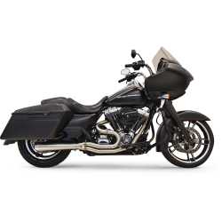 Short Road Rage Iii Stainless 2-Into-1 System - Exhaust - Bassani Xhaust (4598732128333)