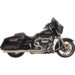 Short Road Rage Iii Stainless 2-Into-1 System - Exhaust - Bassani Xhaust (4598732357709)