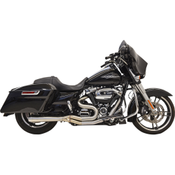 Short Road Rage Iii Stainless 2-Into-1 System - Exhaust - Bassani Xhaust (4598732456013)