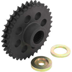 Solid Primary Sprocket Kit - Drag Specialties - Primary (4598703325261)