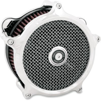 Super Gas Air Cleaners And Universal Faceplates - Performance Machine (Pm) - Fuel & Intake - Air Cleaners (4598742777933)