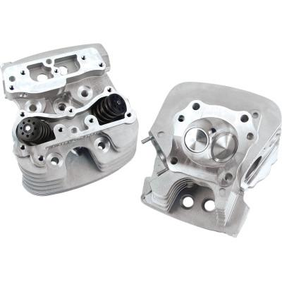 Super Stock™ Cylinder Heads For Twin Cam - S&S Cycle - Engine - Heads (4598695788621)