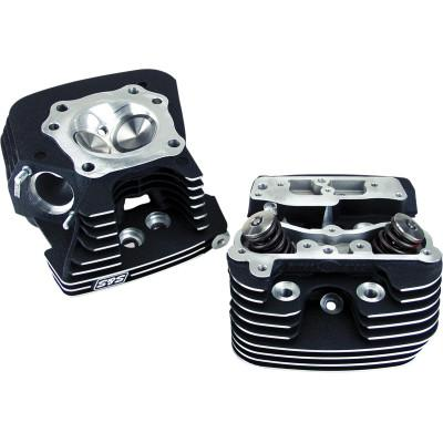 Super Stock™ Cylinder Heads For Twin Cam - S&S Cycle - Engine - Heads (4598696443981)