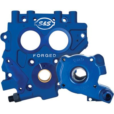 Tc3 Oil Pump And Cam Support Plate Kit - S&S Cycle - Engine - Oil Pumps (4598699753549)