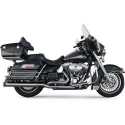True-Dual Down Under Headpipes - Exhaust - Bassani Xhaust (4598733045837)