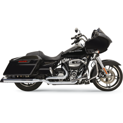 True-Dual Down Under Headpipes - Exhaust - Bassani Xhaust (4598733439053)
