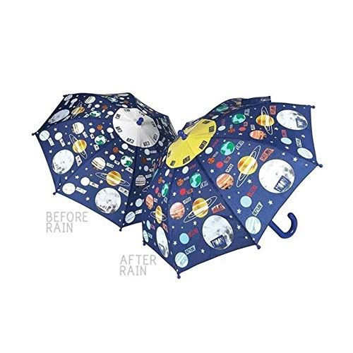 Universe / Planets Space Colour Changing Umbrella