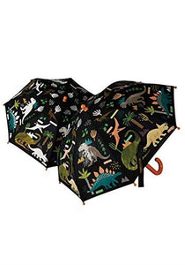 Dinosaur Colour Changing Umbrella