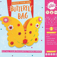 Get Set Make Create Your Felt Butterfly Bag