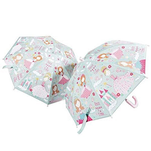 Princess Colour Changing Umbrella