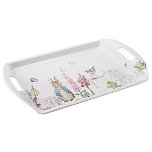 Peter Rabbit Classic Small Melamine Peter Tray