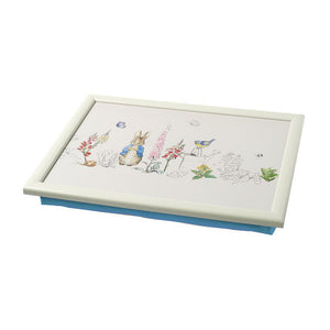 Beatrix Potter Peter Rabbit Classic Bean Bag Lap Tray Laptray