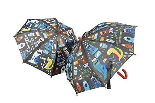 Monster Colour Changing Umbrella