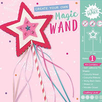 Get Set Make Create Your Own Magic Wand