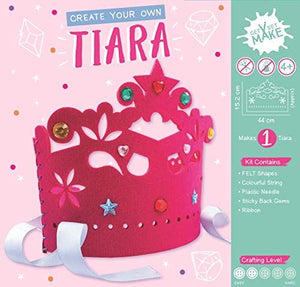 Get Set Make Create Your Own Felt Tiara