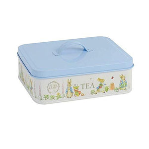 Peter Rabbit Classic Tea Caddy