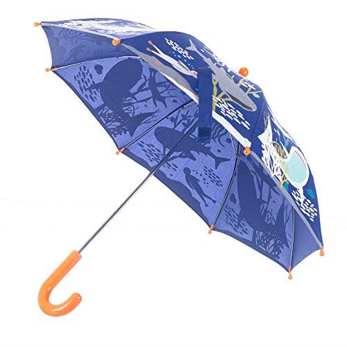 Deep Sea Colour Changing Umbrella