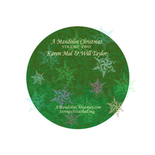 Load image into Gallery viewer, A Mandolin Christmas Volume Two CD