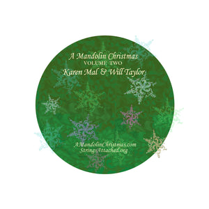 A Mandolin Christmas Volume Two CD
