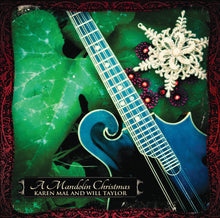 Load image into Gallery viewer, A Mandolin Christmas CD