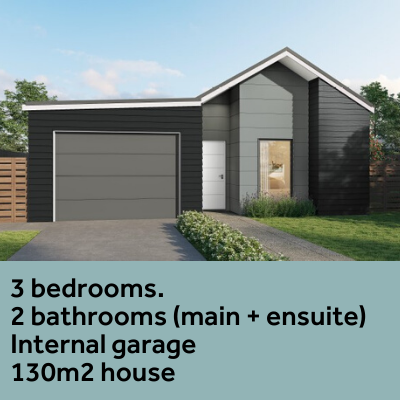 LOT 45 (Whare Design 6)