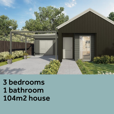 LOT 3 (Whare Design 2)
