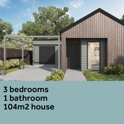 LOT 6 (Whare Design 2)