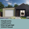 LOT 10 (Whare Design 4)
