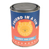 Larry The Lion - Friend In A Tin