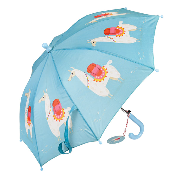 Dolly Llama Children's Umbrella